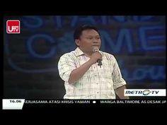 Arief Didu & Ahok ~ Stand Up Comedy Terbaru 03 Mei 2015 Metro TV FULL