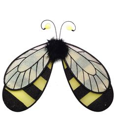 Bumblebee Wing Costume Pattern