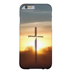 Sunset Faith iPhone Case Cover Barely There iPhone 6 Case