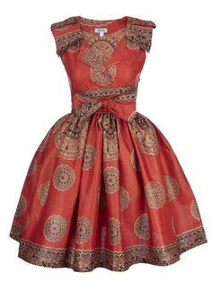vestidos lacinho