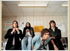 Kings of Leon - Youth and Young Manhood http://www.audiofemme.com/flashback-friday-kings-of-leon-youth-and-young-manhood/