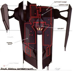 The Rogue Shadow layout. Star Wars Ships, Star Wars Art, Star Wars Video Games, The Force Unleashed, Star Wars Spaceships, Star Wars Prints, Star Wars Vehicles, Death Star, Videogames