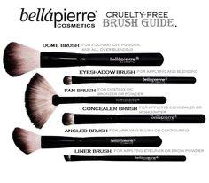 Bellapierre Brush Guide <3
