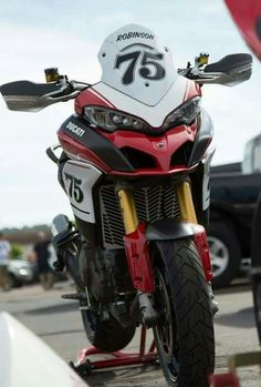 "Ducati Multistrada Pike""s Peak Ducati Motorbike, Moto Ducati, Ducati Scrambler, Moto Guzzi, Ducati Multistrada 1200, Ducati Hypermotard, Cafe Racer, Dirtbikes, Super Bikes"