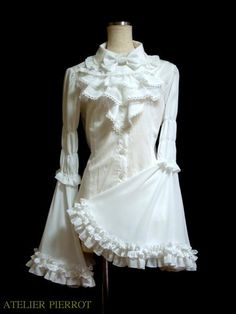 Atelier Pierrot blouses - Google Search