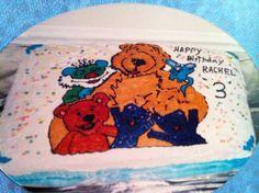 Rachel's 3rd birthday