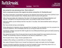The Saga Continues! J.K. Rowling Just Announced S... | ClickHole