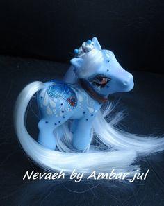 My little pony custom butterfly Nevaeh by AmbarJulieta.deviantart.com on @deviantART