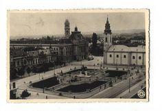 Old Romania Postcard Nagyvarad Oradea Old Postcards, Vintage Photographs, Hungary, Louvre, History, Building, Travel, Ebay, Voyage