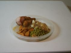PT NAMPA IDAHO. MY THANKSGIVING DINNER I THREW IN THE MICROWAVE. NOV 15
