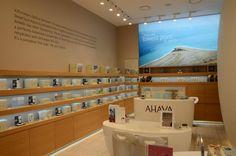 Boutique beauté Ahava