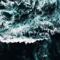 Tropical Sea by Action Zebra (actionzebra) Dark Photography, Sea Waves, Graphic Design Art, Wallpaper Backgrounds, Ocean Wallpaper, Iphone Wallpapers, Framed Art Prints, Pictures, Instagram