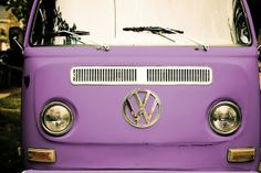 PANTONE Color of the Year 2014 - Radiant Orchid car