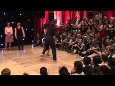 ▶ ESDC 2013 - All Star Lindy Hop Jack & Jill - Finals - Pontus Persson & Sarah Breck - YouTube