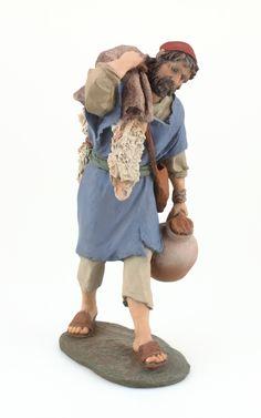 Montserrat, Agate Stone, Diorama, Angel, Crochet, Characters, Nativity Sets, Birth, Clay