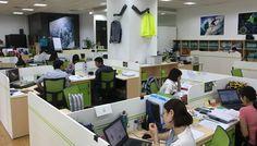 Factory visit Hanoi, Vietnam - The Open One
