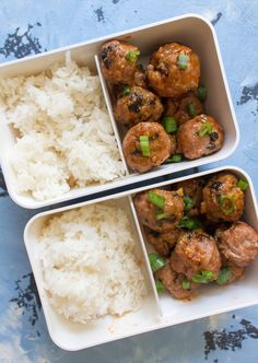 Honey Sriracha Turkey and Mushroom Meatballs + Vid…