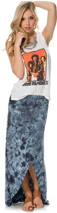 BILLABONG HANG ON HI LO SKIRT > Womens > Featured > Spring Tie dye | Swell.com