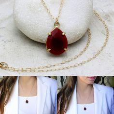 Elegant necklace. #gold #gemstone #handmade #jewellery #jewelry #fashion #necklace #onyx #handpickedclub @handpicked_club