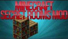 Secret Rooms Mod para Minecraft 1.3.2