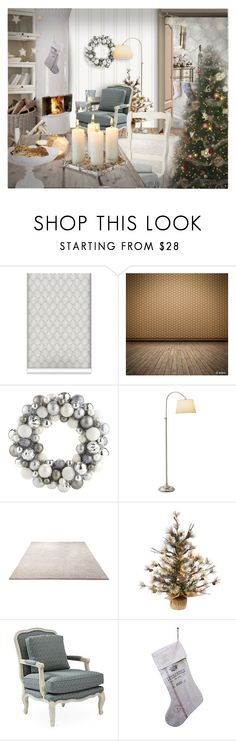 """Christmas"" by dittestegemejer ❤ liked on Polyvore featuring interior, interiors, interior design, home, home decor, interior decorating, Milton & King, Pier 1 Imports, Adesso and ESPRIT"