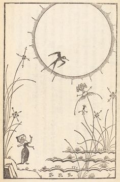 illustration from Hans Christian Andersen Fairy Tales by Takeo Takei 1928…