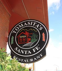 My Favorite Santa Fe Restaurant