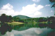 Lake Nottely, Blairsville, GA  Hey, that's where my family is!
