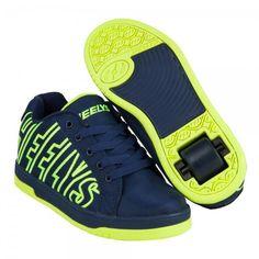 Get your now - Heelys Split Navy/Bright Yellow