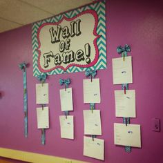 The Creative Classroom- Student Work Display