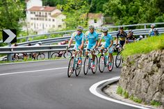 Astana at the helm  #pro #cycling #Giro #2013