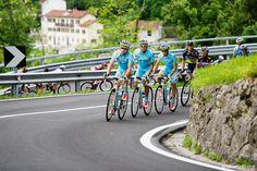 Astana at the helm  #pro #cycling #Giro #2013