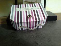 Petite boite de couture.