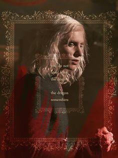 Viserys Targaryen ~ Game of Thrones Fan Art