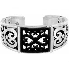 Genoa Tile Double Hinged Bangle available at #BrightonCollectibles