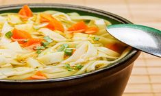 This is the best slow cooker chicken noodle soup recipe you'll ever eat!