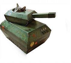 Suck UK Katten Speelhuis Tank