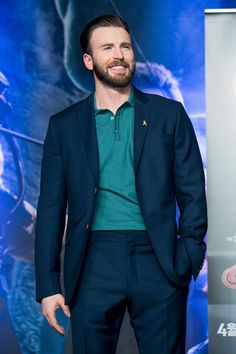 Chris Evans's Beard: A Goodbye and a Tribute