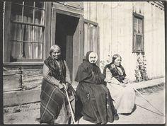 St. Ignatius Indian School, St. Ignatius, Montana, c. 1914 by Providence Archives, Seattle, via Flickr
