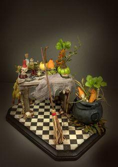Handmade miniature Food by Verona Barrella