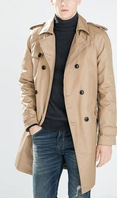 Read on to know how a trench coat should fit you and what are the things you should keep in mind.