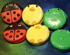 oreo cookie decorated