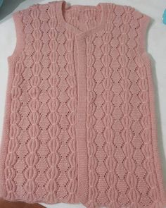 Visit the site for details. Baby Knitting Patterns, Knitting Designs, Knitting Stitches, Crochet Shawl, Hand Crochet, Crochet Top, Bohemian Tops, Moda Emo, Festival Tops