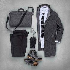 Macho Moda - Blog de Moda Masculina: PEÇAS que podem VALORIZAR o seu Visual - Guia pra dar um UP no seu dia dia Komplette Outfits, Casual Outfits, Fashion Outfits, Converse Outfits, Cowboy Outfits, Mode Masculine, Stylish Men, Men Casual, Smart Casual