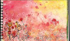 pinkfields;   By Rachel's Artwork,  Rachel Peterson (Urista) :)