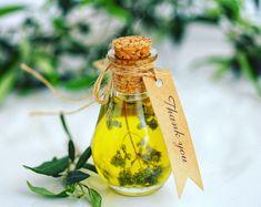 5 pcs olive oil favors wedding favors greek wedding favors o Olive Oil Wedding Favors, Olive Oil Favors, Olive Wedding, Baptism Favors, Bridal Shower Favors, Bridal Showers, Creative Wedding Favors, Unique Wedding Favors, Wedding Ideas
