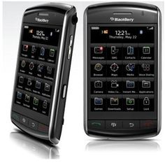 Take the world by storm. Blackberry Storm!