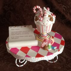 Glitterville Sweets For Santa Cookie Set by Department 56