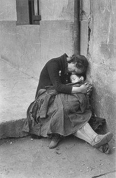 Валентин Вега (Valentín Vega). Бедные люди! Asturias, Spain, 1943