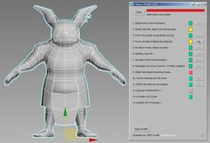3ds max, maya, gamedev, game development, indiedev, game industry, game design, tool, check, texel density, mapping